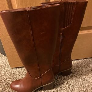 NEW A New Day Knee High Boots Size 10